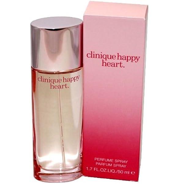clinique happy heart perfume price