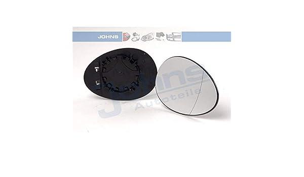 Verre Mirroir R/étroviseur Droite Mini Johns 20 52 38-81