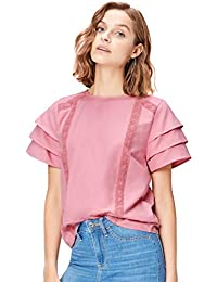 find. Tiered Sleeve - Blouse Femme