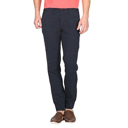 Mufti Black Color Jeans