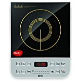 Pigeon By Stovekraft Brio 2100-Watt Induction Cooktop (Silver)
