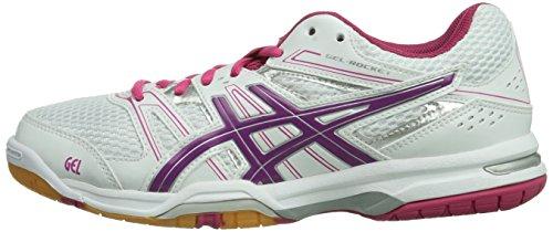 41ayL%2B5fMRL - ASICS GEL-ROCKET 7 Women's Multi-Court Shoes (B455N)