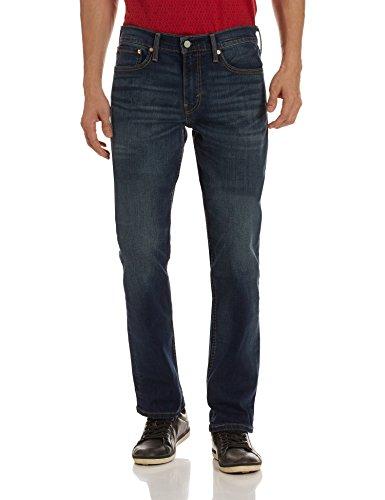 Levi's Men's Slim Fit Jeans (6902194945911_18298-0222_32W x 34L_Blue)