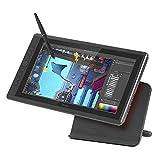 Artisul D16 Tabletas gráficas 15.6 '' Pen Display FHD 94% Adobe RGB Color IPS Monitor de dibujo con 8192 niveles Lápiz sin pilas Soporte incluido