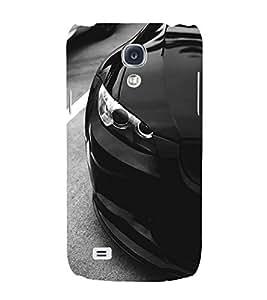 FUSON Sports Car Side View 3D Hard Polycarbonate Designer Back Case Cover for Samsung Galaxy S4 Mini I9195I :: Samsung I9190 Galaxy S4 Mini :: Samsung I9190 Galaxy S Iv Mini :: Samsung I9190 Galaxy S4 Mini Duos :: Samsung Galaxy S4 Mini Plus
