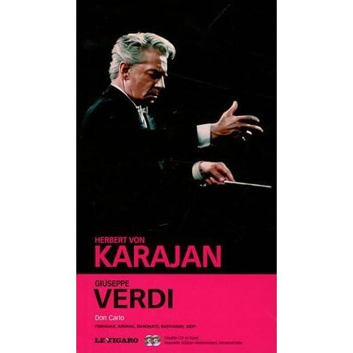 Guiseppe Verdi, Volume 31 : Don Carlo, Fernandi, Jurinac, Simionato, Bastianini, Siepi (CD Inclus) de Le Figaro (29 septembre 2011) Relié