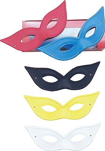 Damen Verkleidung Kostüm Maskerade Flyaway Domino Augen Maske verschiedene