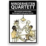 Minderheiten-Quartett 1 (Basis-Spiel)