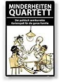 Minderheiten-Quartett - Basisspiel - Das politisch semikorrekte Kartenspiel.