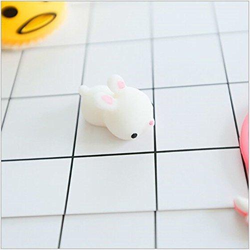 Kenmont Squishies Squeeze Spielzeug Niedlich Langsam Rising Squishy Spielzeug Stress Relief Toy (Kaninchen)