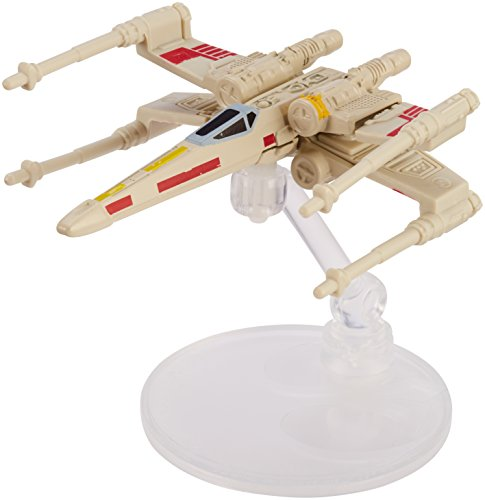 Hot Wheels Star Wars Starship - X-Wing Fighter - Red Five