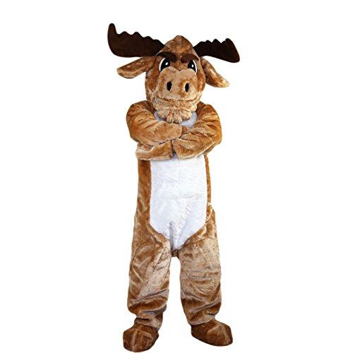 Langteng Strong Muscle Kuh Bull Cartoon Maskottchen Kostüm Echt Bild 15-20Tage Marke