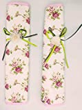 #5: Lily Moon Multipurpose Fridge Handle Cover (Multi, 1 Pair) LMFHC-38