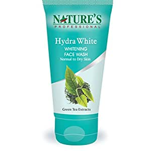 Hydra White Whitening Facewash-120ml