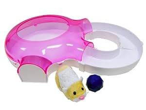 Zhu Zhu Pets Hamster House Starter Set (Hamster Varies)