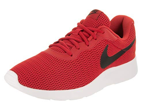 Nike Herren Tanjun Sneakers, Rot (University Red/Black 601), 45 EU