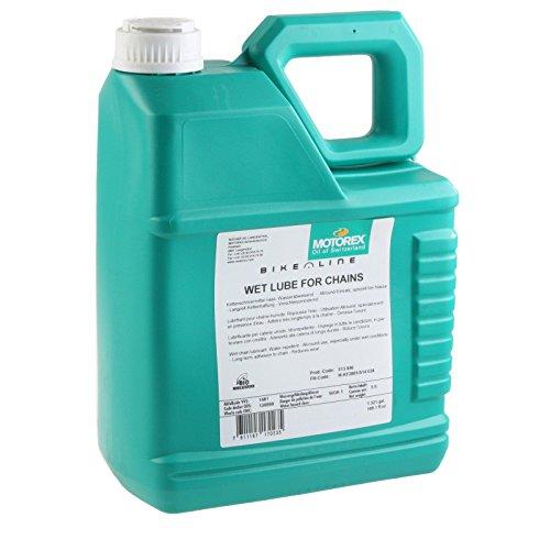 Motorex Wet Lube Öl Nass Kettenschmiermittel 5 L Schmierstoff wasserabweisend, 513846 Preisvergleich