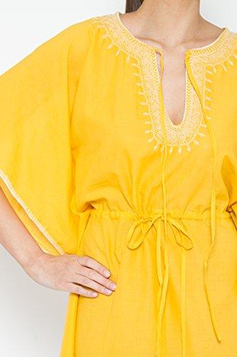 TANTRA Dress9222, Robe Femme citronier