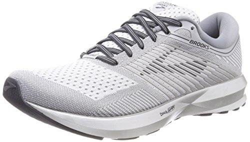Brooks Levitate, Zapatillas de Running para Mujer, Gris (Whitesilver 1b131), 40 EU