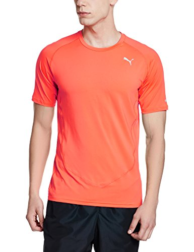 Puma Men's Round Neck Cotton T-shirt