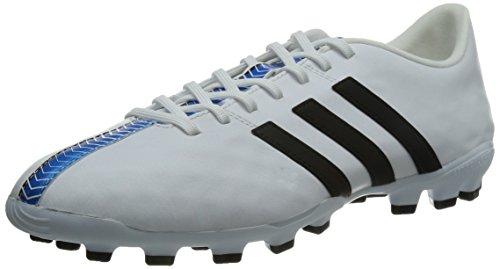 Adidas Herren 11Nova AG Fußballschuhe Weiß (ftwr white/core black/solar blue2 s14) 39 1/3 EU (11pro Adidas)