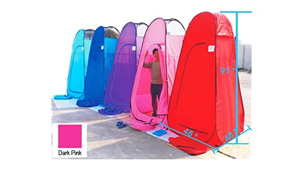 Portable Pop Up Changing Room Tent Lightweight for Camping
