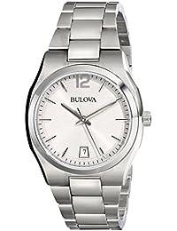 (CERTIFIED REFURBISHED) Bulova Classic Analog Grey Dial Women's Watch - 96M126