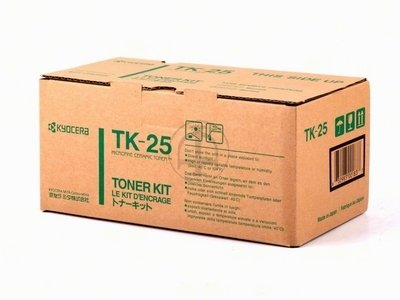 Kyocera TK-25 Toner Kit - Tk 25 Laser