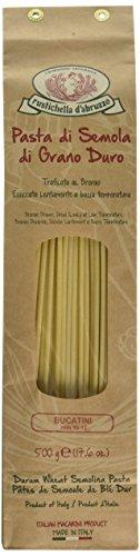 Rustichella Bucatini Pasta 500g (Pack of 5)