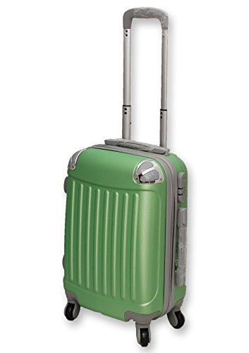 trolley-valigia-bagaglio-a-mano-abs-cabina-ryanair-easy-jet-4-ruote-low-cost-2017-verde