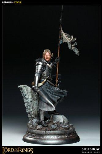 Sideshow Weta Herr der Ringe Boromir Polystone Statue Lord of the Rings (Sideshow-herr Der Ringe)