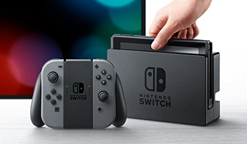 Konzola Nintendo Switch Grey