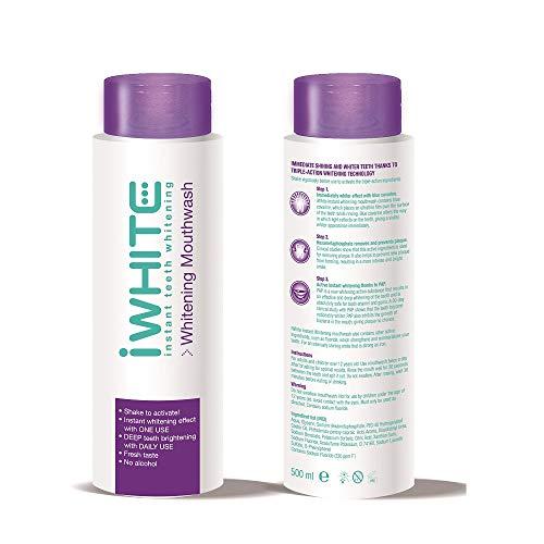 Iwhite iWhite Aufhellende Mundspülung, 500 ml -