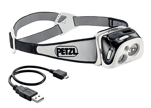 Petzl Reactik Lampe Frontale Mixte Adulte, Noir,...