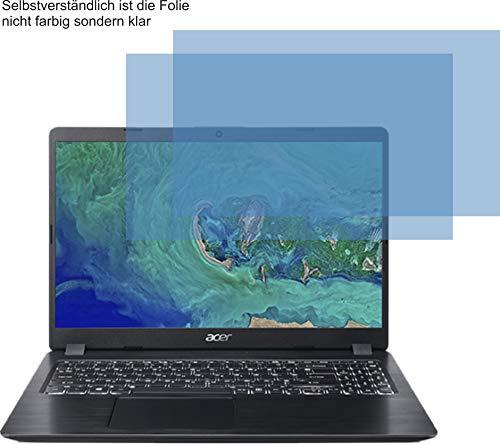 2X Crystal Clear klar Schutzfolie für Acer Aspire 5 A515-52 Bildschirmschutzfolie Displayschutzfolie Schutzhülle Bildschirmschutz Bildschirmfolie Folie