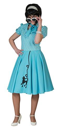 Bristol Novelty ac762Pudel Erwachsene Kleid (UK 10–14)