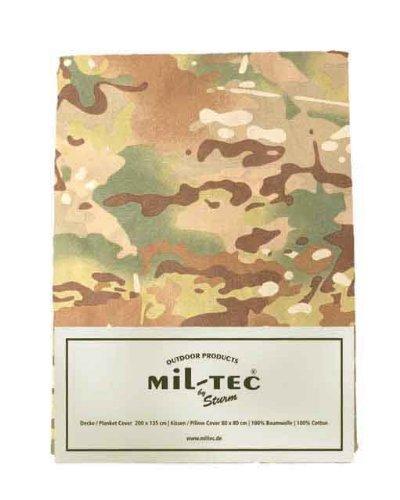 Mil-Tec Bettwäsche 2-Tlg.Co Multitarn