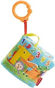 Fisher-Price Libro activity bebé, juguete para bebé recién nacido (Mattel FGJ40)