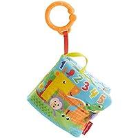 Fisher-Price - Libro activity bebé - juguetes educativos - (Mattel FGJ40)