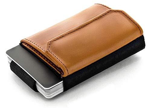 """Tamaño mínimo, máxima efectividad  Nuestra """"Nano Boy Pocket"""" es una cartera pequeña y práctica para minimalistas. La Nano Boy Pocket es súper pequeña y plana, sin embargo, tiene suficiente espacio para hasta 13 tarjetas y por supuesto para el efectiv..."""