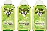 Le Petit Marseillais - Shampooing Antipelliculaire Cheveux Gras 4 Huiles Essentielles et Cédrat - Flacon 250 ml - Lot de 3