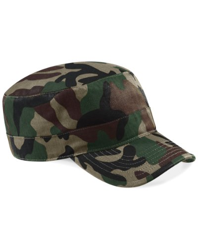Beechfield Camouflage Army cap in Jungle