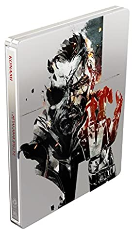 Metal Gear Solid V : The Phantom Pain + Steelbook