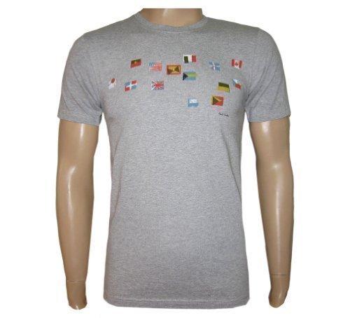 Paul Smith -  T-shirt - Maniche corte  - Uomo grigio X-Large