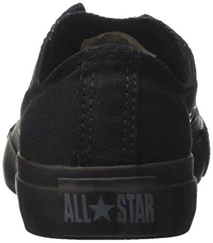 Converse Ctas Core Ox, Baskets mode mixte adulte Noir (Black Monochrome)