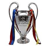 SISIZHANG trophée d'art Réplique Coupe du Monde FIFA World Cup 2019 Coupe des Champions d'europe C Rome Messi, Résine, 77cm...