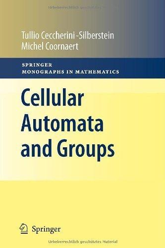 Cellular Automata and Groups (Springer Monographs in Mathematics) 2010 edition by Ceccherini-Silberstein, Tullio, Coornaert, Michel (2010) Hardcover