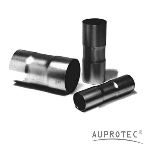 Universal Bosal Rohrverbinder Ø 42 mm Doppelmuffe beidseitig aufgeweitet Auspuffrohr Abgasrohr Rohr Abgasanlage Pkw - Lkw