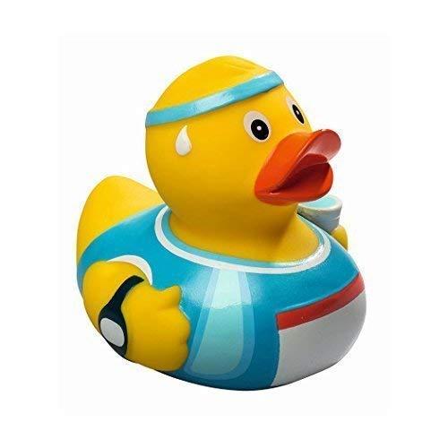 Quietsche-Ente Quietscheente Badeente Bath Duck Marathon