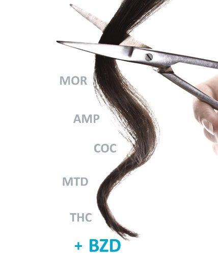 Drogentest Haaranalyse Polytox für die MPU geeignet (Abstinenznachweis) - 1 -